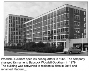 Image of Woodall-Duckham House