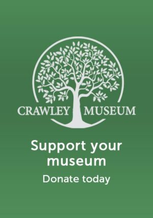 Support Crawley Museum donate