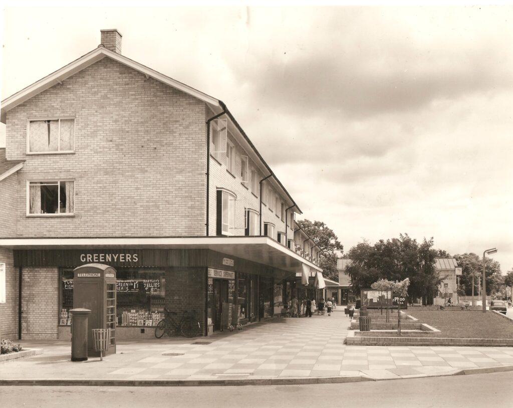 Parade of shops