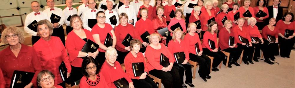 3. Phoenix Choir at St Mary's, Nov 2018