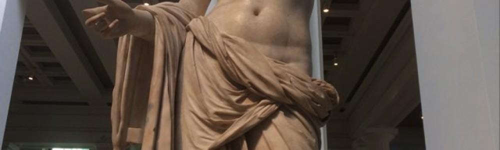 Aphrodite, British Museum
