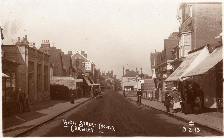 High Street (South) Crawley, D 2113
