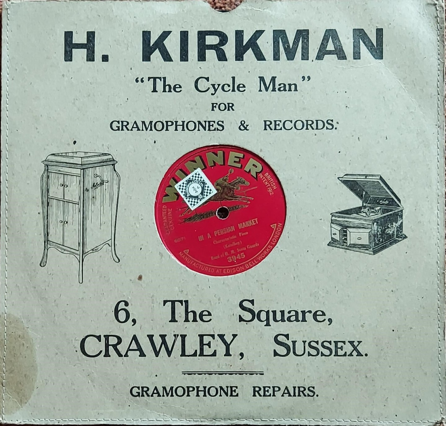 Crawley record